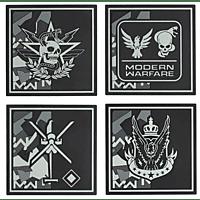 NUMSKULL Official COD Modern Warfare Coasters Pack Untersetzer, Mehrfarbig