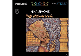 Nina Simone - High Priestess Of Soul (Back To Black+DL-Code)  - (Vinyl)
