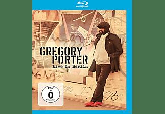 Gregory Porter - Live In Berlin  - (Blu-ray)