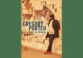 Gregory Porter - Live In Berlin  - (DVD)