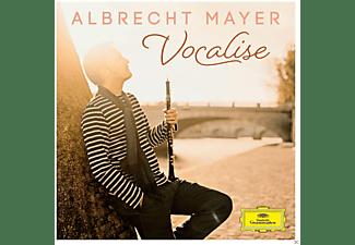 Albrecht Mayer, VARIOUS - Vocalise   - (CD)