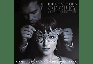 VARIOUS - Fifty Shades of Grey 2 - Gefährliche Liebe  - (CD)