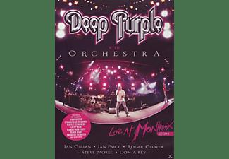 Deep Purple - Live At Montreux 2011  - (DVD)