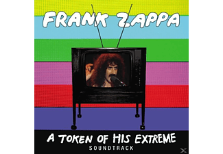 Frank Zappa - A Token Of His Extreme  - (CD)