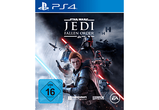 Star Wars Jedi: Fallen Order - Standard Edition - PlayStation 4