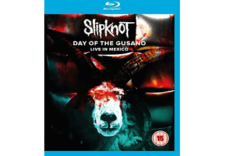 Slipknot - Day Of The Gusano-Live In Mexico  - (Blu-ray)