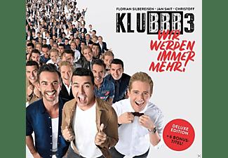 Klubbb 3 - Wir werden immer mehr! (Deluxe)  - (CD)