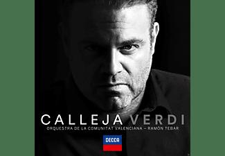 Joseph Calleja, Orquestra De La Comunitat Valenciana - Verdi  - (CD)