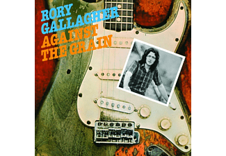 Rory Gallagher - Against The Grain (Remastered 2012)  - (CD)