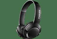 PHILIPS SHB3075BK/00, On-ear Kopfhörer Bluetooth Schwarz
