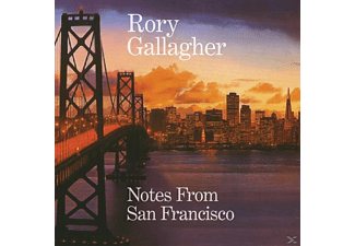 Rory Gallagher - Notes From San Francisco (Remastered 2011)  - (Vinyl)