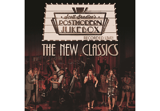 Scott Bradlee's Postmodern Jukebox - The New Classics (DVD+CD)  - (DVD + CD)
