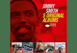 Jimmy Smith - 5 Original Albums  - (CD)