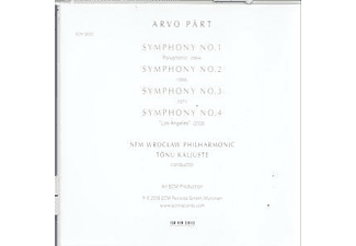 NFM Filharmonia Wrocławska - The Symphonies  - (CD)