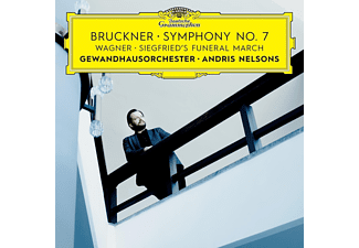 Andris Nelsons, Gewandhausorchester Leipzig - Sinfonie 7+Siegfried's Funeral March  - (CD)