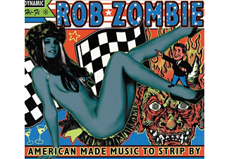 Rob Zombie - American Made Music To Strip By (2LP)  - (Vinyl)
