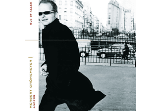 Herbert Grönemeyer - Bleibt Alles Anders (Remastered)  - (CD)
