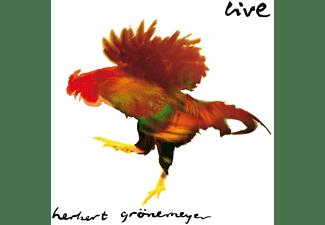 Herbert Grönemeyer - Live (Remastered)  - (CD)