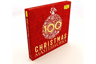 VARIOUS - 100 Christmas Masterworks [CD]