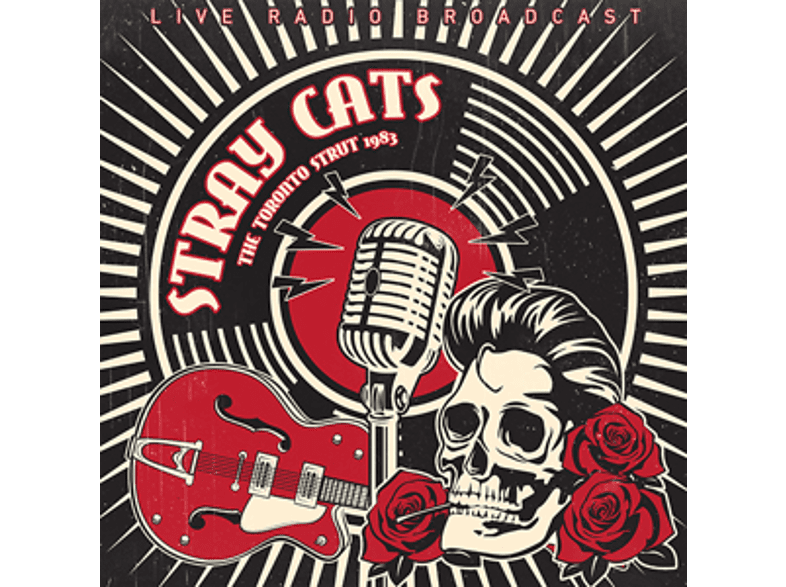 Stray Cats - Best Of The Toronto Strut Broadcast Vinyl