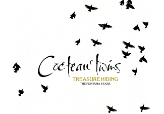 Cocteau Twins - Treasure Hiding: The Fontana Years (4CD)  - (CD)