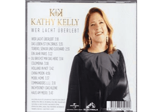 Kathy Kelly - Wer lacht überlebt  - (CD)