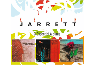 Keith Jarrett - 3 Essential Albums  - (CD)