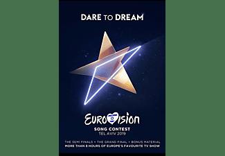 VARIOUS - Eurovision Song Contest-Tel Aviv 2019  - (DVD)