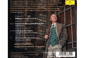 Albrecht Mayer, Bamberger Symphoniker, Jakub Hrusa - Longing For Paradise  - (CD)