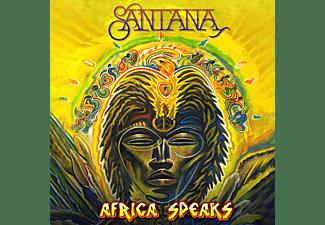 Carlos Santana - Africa Speaks  - (Vinyl)