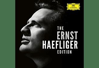 Ernst Haefliger - The Ernst Haefliger Edition  - (CD)