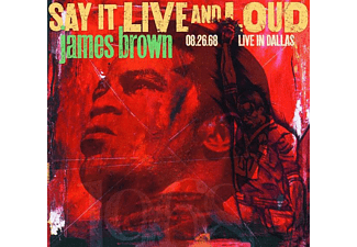 James Brown - Say It Live And Loud: Live In Dallas (2LP)  - (Vinyl)