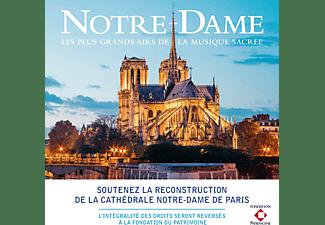 VARIOUS - Notre-Dame-Das Benefizalbum  - (CD)