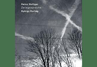 Heinz Holliger, Györdy Kurtág - Zwiegespräche  - (CD)