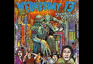 Wednesday 13 - Spook & Destroy (EP)  - (Vinyl)