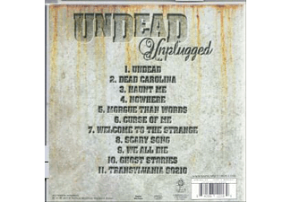 Wednesday 13 - Undead Unplugged  - (CD)