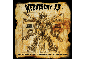 Wednesday 13 - Monster Of The Universe: Come Out And Plague  - (Vinyl)