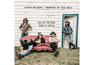 Lukas & Promise Of The Real Nelson - Turn Off The News (Build A Garden) (2LP)  - (Vinyl)