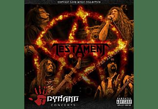 Testament - Live At Dynamo Open Air 1997  - (CD)