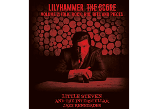Little Steven And The Interstellar Jazz Renegades - Lilyhammer The Score Vol.2  - (CD)