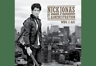 Nick & The Administration Jonas - Who I Am (Reissue)  - (CD)
