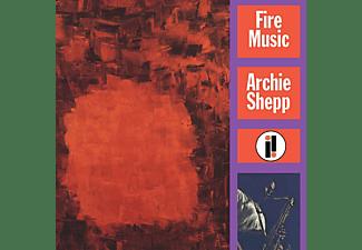 Archie Shepp - Fire Music  - (Vinyl)