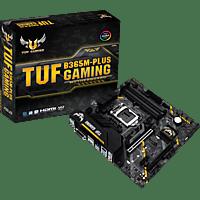 ASUS 90MB11P0-M0EAY0 TUF B365M-PLUS GAMING Gaming-Mainboard Schwarz