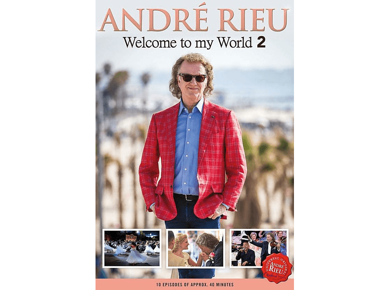 André Rieu - Welcome to my World 2 [DVD]
