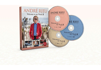 André Rieu - Welcome to my World 2  - (DVD)