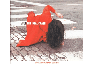 dEUS - The Ideal Crash (The 20th Anniversary Edition)  - (CD)