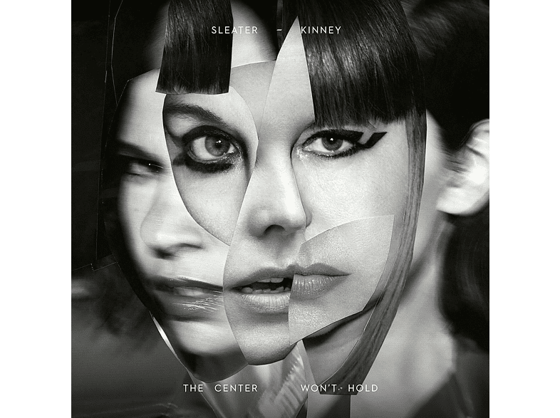 Sleater-Kinney - The Center Won't Hold (Ltd.Deluxe 2LP) [Vinyl]