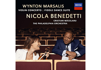 Nicola Benedetti - Violin Concerto/Fiddle Dance Suite  - (CD)