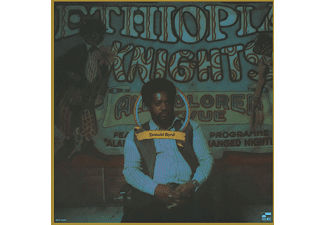 Donald Byrd - Ethiopian Knights  - (Vinyl)