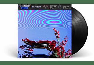 Friendly Fires - INFLORESCENT  - (Vinyl)